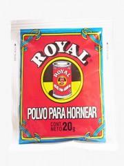 POLVO PARA HORNEAR ROYAL *...