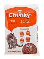 PURINA CHUNKY GATO * 500 GR