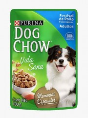 PURINA DOG CHOW AD FESTIVAL...