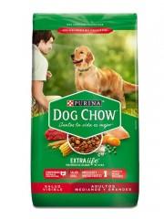 PURINA DOG CHOW RAZA M-G *4 KG