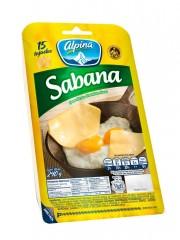 QUESO ALPINA SABANA *15...