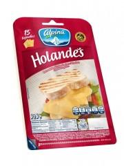QUESO ALPINA HOLANDES *15...