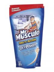 QUITAMANCHAS MR MUSCULO...
