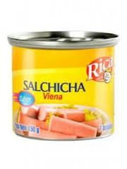 SALCHICHA RICA VIENA * 150 GR