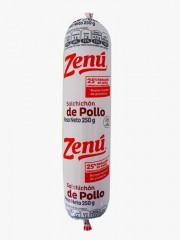 SALCHICHON ZENU POLLO *250 GR