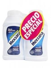 TALCO MEXSANA *85 GR *2 UND