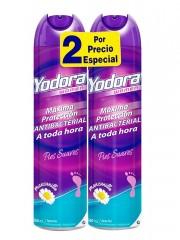 TALCO YODORA WOMEN AEROSOL...