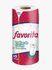 TOALLAS FAVORITA COCINA *1 UND