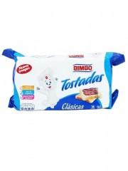 TOSTADAS BIMBO CLASICAS...