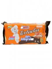 TOSTADAS BIMBO INTEGRALES *...