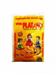 HARINA VIVA PLATANO NATURAL...