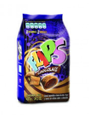 CEREAL FLIPS CHOCOLATE *400 GR