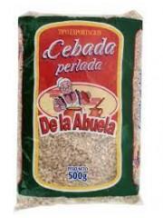 CEBADA PERLADA DE LA ABUELA...