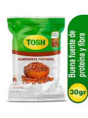 ALMENDRA TOSH *30 GR