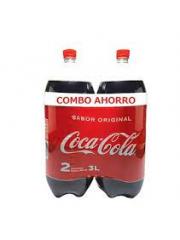 GASEOSA COCA COLA...