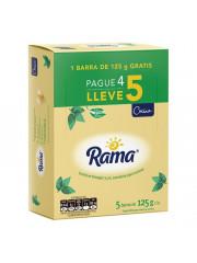 MARGARINA RAMA *125 GR P 4...