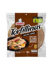 TORTILLA BIMBO CON CHIA Y...