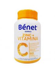 BENET GOMAS ZINC Y VITA...