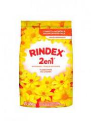 DETERGENTE RINDEX FLORES*450GR