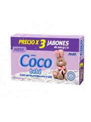 JABON PARA ROPA COCO BEBE...