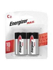 PILA ENERGIZER MAX C * 2 UND