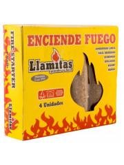 ENCIENDE FUEGO LLAMITAS *4 UND
