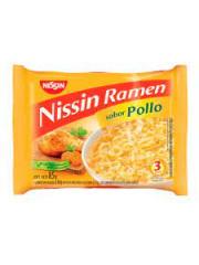 SOPA INSTA NISSIN POLLO *85 GR