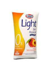 YOGURT YOSI LIGHT MELOCOTON...