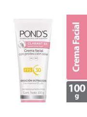 CREMA PONDS CLARANT *100 GR...