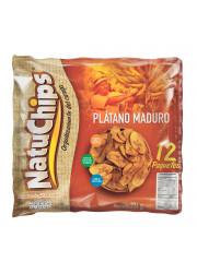 NATUCHIPS FRITO LAY MADURO...