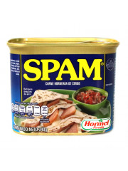 CARNE SPAM HORMEL FOODS*340GR