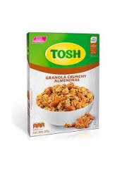 GRANOLA TOSH ALMENDRAS *300 GR