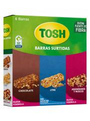 CEREAL TOSH BARRA SURTIDA...