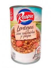 LENTEJA RESPIN CON...